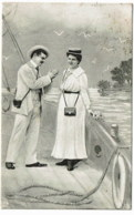 Femme Et Homme  /women & Man / Vrouw  En Man  Serie860 - Couples