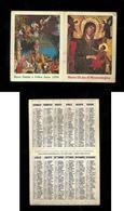 Calendarietto Sacro 1994 - Maria SS.ma Di Montevergine ( Avellino ) - Calendari