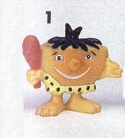 Findus Sorrisini Superstory - 1 Homo - Kinder & Diddl