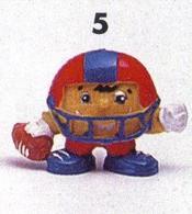 Findus I Sorrisini Supersport - 5 Rugby - Kinder & Diddl