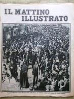 Il Mattino Illustrato 1 Settembre 1924 Delitto Giacomo Matteotti Grado Virginia - Guerra 1914-18