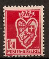 COLONIES FRANCAISES ALGERIE N°178 (NSG)  SUPERBE A VOIR....D - Unused Stamps