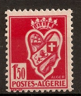 COLONIES FRANCAISES ALGERIE N°178 (NSG)  SUPERBE A VOIR....D - Algeria (1924-1962)