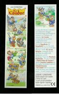 Kinder Ferrero BPZ - Cartina Sir Condor - Istruzioni