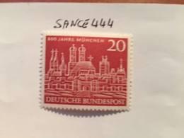 Germany 800 Years Munich 1958 Mnh - [7] Federal Republic