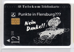 Carta Telefonica Germania - Nein Danke   -  Carte Telefoniche@Scheda@Schede@Phonecards@Telecarte@Telefonkarte - Germania