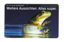 Carta Telefonica Germania - Weitere Aussi.. -  Carte Telefoniche@Scheda@Schede@Phonecards@Telecarte@Telefonkarte - Germania