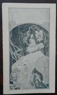 Rare CPA - Privat Livemont - Catalogue Rostenne 79 - Page 186 - Art Nouveau - 1900-1949