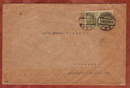 Brief, Staatsministerium Hessen, Germania, Darmstadt Nach Bruessel 1922 (76452) - Briefe U. Dokumente