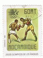 MOZAMBIQUE»1984»MICHEL MZ 972»USED - Mozambico