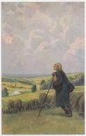 AK Volksliederkarte Paul Hey Nr. 36 - Dies Ist Der Tag Des Herrn (42483) - Muziek En Musicus