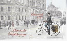 Postfahrzeuge - 1945-.... 2ème République