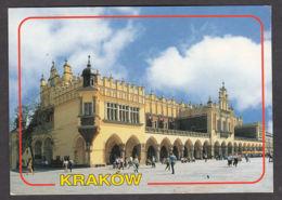 72820/ KRAKOW, The Market Square, The Cloth Hall - Pologne