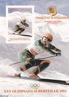 Andorra Española HR - Invierno 1992: Albertville