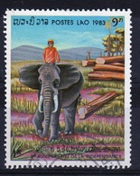 Laos 1982 Single 1k Stamp From The 8th Anniversary Of The Republic Set. - Laos