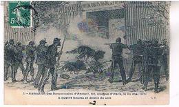 75 PARIS EXECUTION  DES DOMINICAINS  D ARCUEIL  DOCUMENT  HISTORIQUES  TBE  PA82 - Sin Clasificación