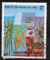Laos 1982 Single 6k Stamp From The 8th Anniversary Of The Republic Set. - Laos