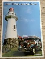 AK Philippinen .. Lighthouse Basco, Found In Naidi Hills On  Batanes Island - Filippine