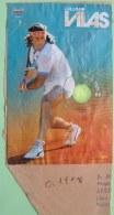 Argentina 2009 Tennis Souvenir Sheet On Fragment Of Cover - Argentina