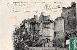 [58] Nièvre > Non Classés Varennes Les Narcy Ruines Du Chateau - Non Classificati