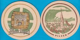 Pilsner Urquell Plzeň ( Bd 2341 ) Tschechische Republik - Bierdeckel