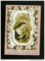 Santino - S. Rita Da Cascia 8 - Santini