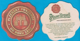 Pilsner Urquell Plzeň ( Bd 2343 ) Tschechische Republik - Bierdeckel