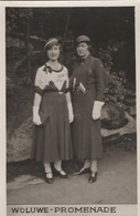 Woluwé  Promenace ,fotokaart , Photocarte ,  13-8-1933 - Woluwe-St-Lambert - St-Lambrechts-Woluwe