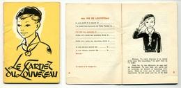 Scoutisme / Le Carnet Du Louveteau - Boeken, Tijdschriften, Stripverhalen