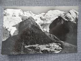 74 Massif Du Mont Blanc, Vallée E Chamonix, Les Bossons Et De Taconnaz Tbe - Chamonix-Mont-Blanc