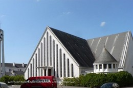 Saint-Nazaire (44)- Eglise Saint-Gothard (Edition à Tirage Limité) - Saint Nazaire