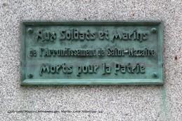 Saint-Nazaire (44)- Monument Aux Marins (Edition à Tirage Limité) - Saint Nazaire