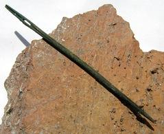 Ancient Vikings Bronze Needle 9-12 Century - Archeologia