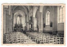 Libin  Intérieur De L'Eglise - Libin