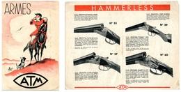 Chasse Et Armes / Catalogue De La Société ATM (Automoto) à ST Etienne - Deportes