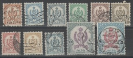 Libia - Usati Regno           (g5669) - Francobolli