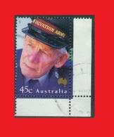 Australia 2000 Salvation Army - Organisations