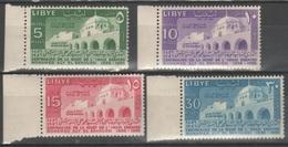 Libia 1956 - Imam El Senoussi **          (g5671) - Libië