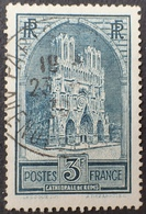 DF40266/290 - 1929 - CATHEDRALE De REIMS - N°259 (I) LUXE - France