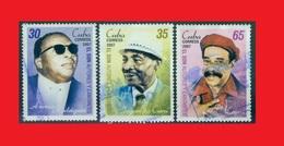 Cuba 2007 Singers Songwriters - Musique
