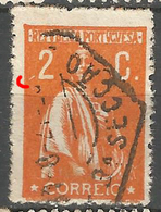 Portugal 2C Ceres-Similar To Cliche XXII-Used No Faults - Usado