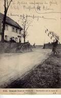 90 - Barricades Sur La Route De THANN à  BELFORT - - Frankrijk