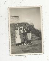 Photographie 1934, CHATEAU D'OLERON ,90 X 60 Mm - Lieux