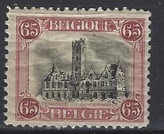 België O.B.C   182     (X)   Met Plakker - Unused Stamps