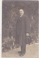 CARTE PHOTO - Homme 1927 - Fotografia
