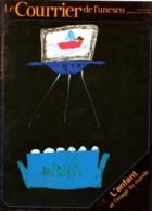 LE COURRIER DE  L'UNESCO  Mars 1979 L' Enfant Et L' Image Du Monde , Enfance Africaine , Surdoués , - Livres, BD, Revues