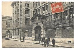 PARIS - Ecole Centrale Des Arts Et Manufactures (entrée Des Elèves) - Arrondissement: 03