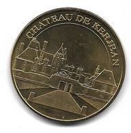 @+ Médaille Monnaie De Paris - Chateau De Kerjean - 2013 - Monnaie De Paris