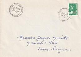 Lettre De Périgueux RP Annexe 1 (24) Du 13-12-1975 Pour Périgueux (Dordogne-24) - Matasellos Manuales