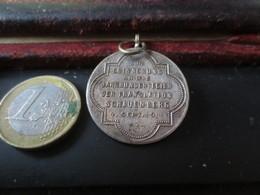 1911 ALSACE Pfaffenheim. Sanctuaire Du Schauenberg. Centenaire De La Fête De La Translation - Pendentifs